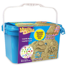 Play Sand Deluxe Bucket Learning Set
