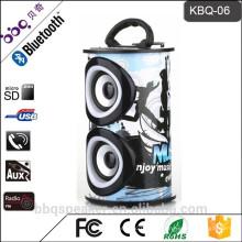 Rock Preis portable hallo-fi audio mp3 holz lautsprecher box, professionelle lautsprecher aus China