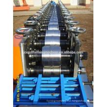 Máquina de moldagem de rolo de quilha de aço dupla de 2016
