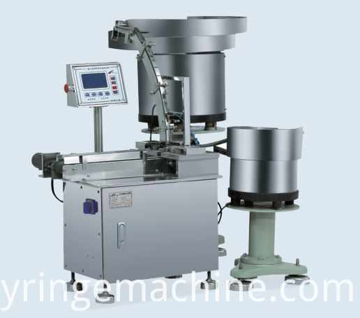 Flow Regulator Assemble Machine