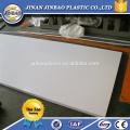 Direto da fábrica melhor qualidade 2mm 3mm 8mm folha semi-rígida de pvc