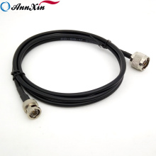 RF Pigtail Cable N Male Plug To BNC Male Plug With RG58 Jumper Cable