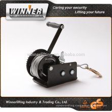 Slack season promotion price hand winch with gear