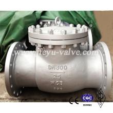 Válvula de retenção Swing Dn300 DIN3202 F7
