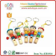 Мультфильм свисток Ключевые цепочки игрушка