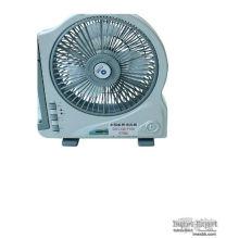Ventilador 12V movido a energia solar ventilador CC