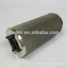 Alternativas del elemento del filtro de aceite hidráulico OMT CR112R90R / 38 11, cartucho del filtro de aceite hidráulico