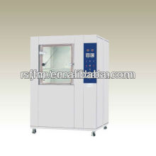 Plastic dust proof test equipment