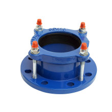 Flexible Flange Adaptor for Ductile Iron Pipe or Steel Pipe
