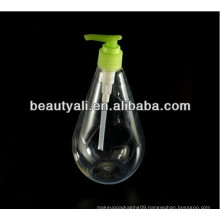 shower gel plastic PET bottles