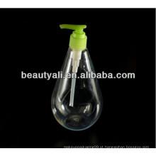 Gel de banho garrafas PET de plástico