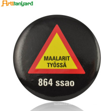 Fábrica de la insignia del botón por diseño modificado para requisitos particulares