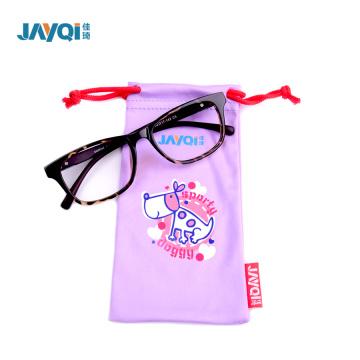 230gsm Microfibra Eyeglasses Pouch