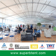 Arc Roof Lines Marquee Tent