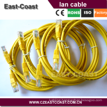 7Year Gold Supplier of Cat5e RJ45 to rj45 Ethernet networking cable