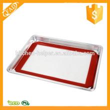 Tapis de pâtisserie et de biscuits en silicone antiadhésive de haute qualité