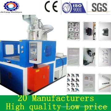 Machine de moulage par injection plastique plastique PVC pour le montage de matériel