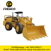 Used Wheel Loader For Garden Oversea Service