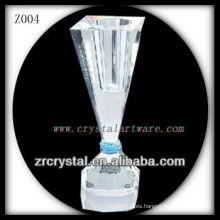 Candelero cristalino popular Z004