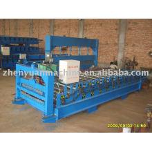 Máquina de moldagem de rolos de cobertura de camada dupla, máquina de rolo de dupla camada, rolo de cobertura