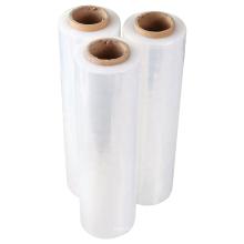 4 kg black colors dispenserwrap jumbo wrapping machine manual 20 micras baler shrink 15 cm plastic stretch film for package