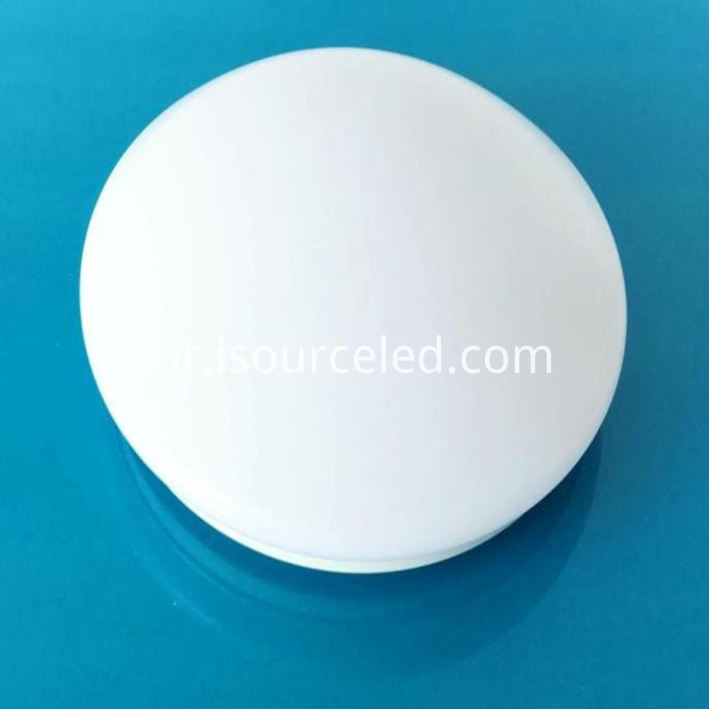 White acrylic 20w-40w ceiling light outdoor lighting