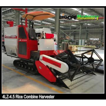 73kw Engine Rice Cosechadora en Irán a la venta con buen precio
