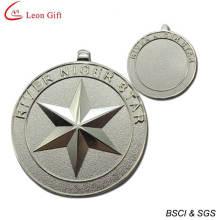 Alta calidad barato personalizado 3D medalla militar (LM1262)