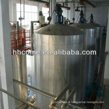 (30 T / D, 45 T / D, 60 T / D, 80 T / D, 100 T / D) óleo de mostarda que faz a máquina com ISO9001, BV, CE em 2014