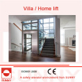 Safe Operation, Stable Quality Villa Elevator with All-Glass Enclosed Design, Sn-EV-033
