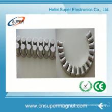 Permanent Neodymium Cylinder Magnet for Motor