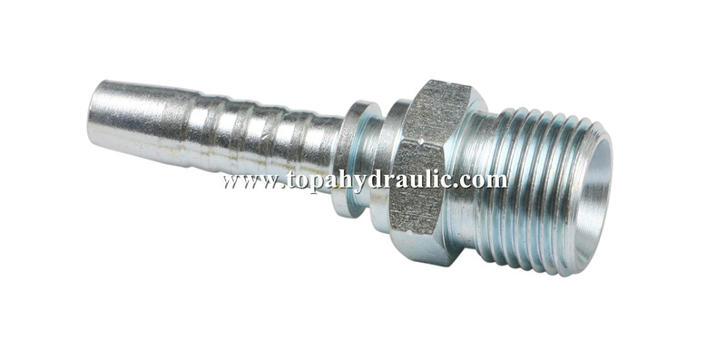 12611 Hose crimp BSP reusable hydraulic swivel fittings