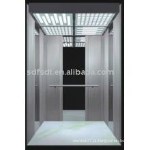 Luxo e rápido elevador de passageiros
