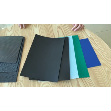 1mm thickness waterproof hdpe geomembrane geotextile pond liner
