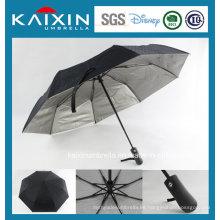 Paraguas de alta calidad abierto y cerrado automático