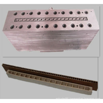 HGH Quality WPC PVC Plastic Door Board Extrusion Mold Die