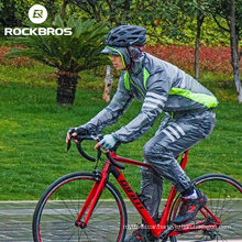 Sportswear Waterproof Raincoat Poncho Jacket Pants Suit Cycling Clothes