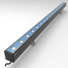 En plein air vente chaude led bar mur rondelle