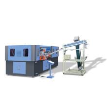 Máquina de soplado de gran volumen completamente automática.