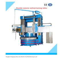 Nuevo torno de torneado vertical de columna doble Precio de C5263 / CK5263 producido en China