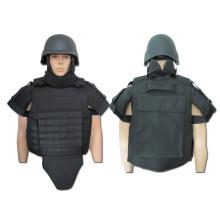 Heißer Verkauf Professionelles MOLLE System 1000D Nylon Soft Vollschutz Schutzkleidung