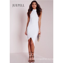 Cut out Panel Bardot Party Bodycon Women Dress
