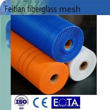 Горячая продажа ningbo фабрика 4 * 4 простой тканые стекловолоконные сетки ткань