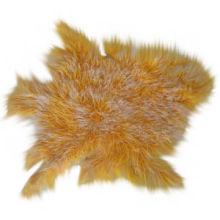 Real 103% curly Mongolian lamb fur