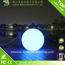 LED Outdoor Ball Lights Farbwechsel für Schwimmen Umfrage