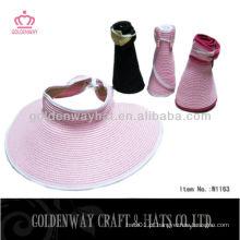 Chapéu de visor de espuma eva de verão