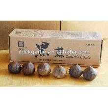 Healty y regalo negro natural del ajo 4 PC / caja