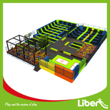 Kids Large Exercise Indoor Trampoline Park