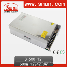 500W Single Output Switching Power Supply 12VDC 40A