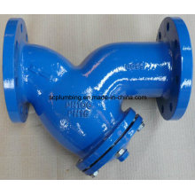 Dn15-Dn300 Screwed End Y Strainer